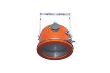 Взрывозащищенный светодиодный светильник АПЛИТ Ех-01 Д-10 УХЛ1